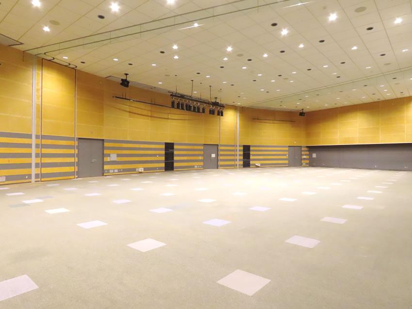多目的ホール/ABCホール