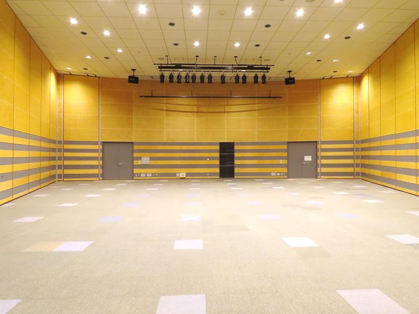 多目的ホール/Aホール